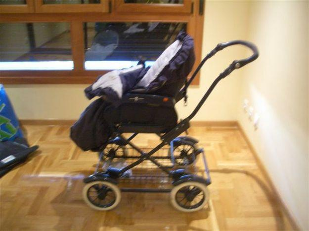 vendo silla de bebe, modelo prenatal