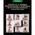Historia social y económica de la Europa medieval - mejor precio | unprecio.es