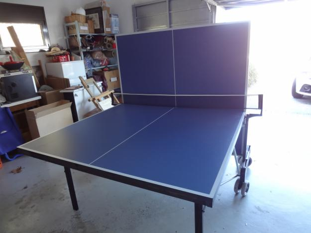 Mesa ping pong artengo 822 i 188873 mejor precio - Mesa de ping pong precio ...