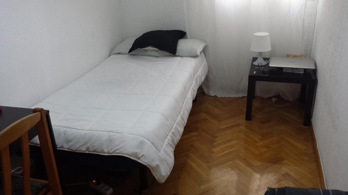 Moratalaz alquilo habitacion en piso compartido pza del encuentro mejor precio - Pisos en alquiler moratalaz ...