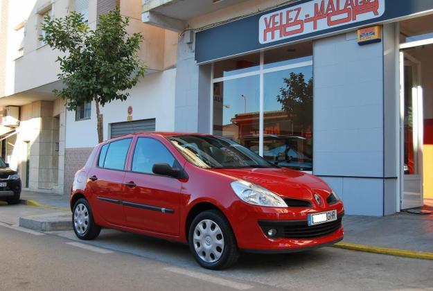 Renault clio authentique 1 5dci70 eco2 931122 mejor precio - Clio 2008 5 puertas precio ...
