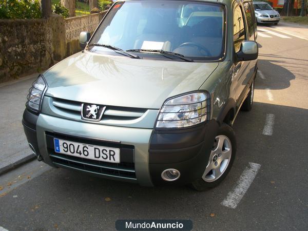 Se vende Peugeot Partner