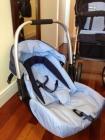 Cochecito Prenatal con capazo, maxicosi y accesorios - mejor precio | unprecio.es
