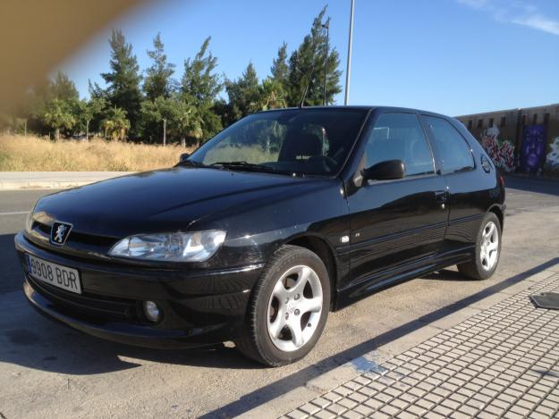 vendo peugeot 306 hdi xs a o 2002 mejor precio. Black Bedroom Furniture Sets. Home Design Ideas