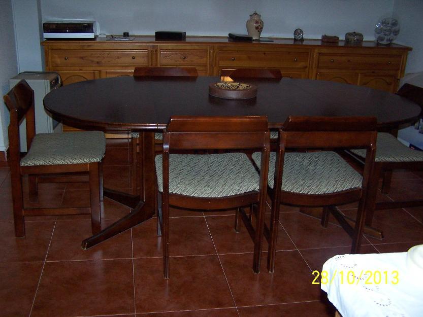 Mobiliario de sal n 131431 mejor precio for Mobiliario de salon