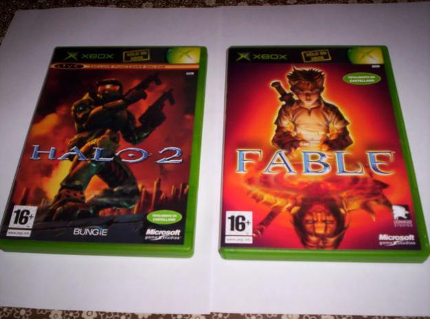juegos xbox originales