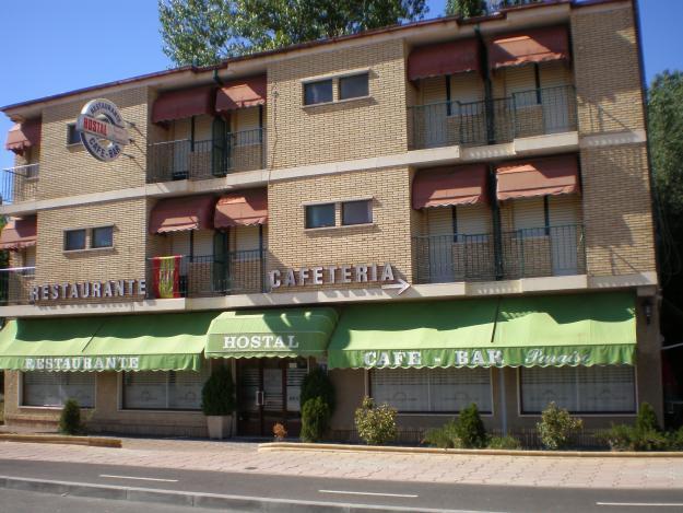 Hostal-restaurante nuevo paraíso