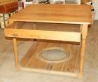 Mesa brasero antigua - mejor precio | unprecio.es
