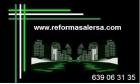 Rehabilitación y reformas alersa - mejor precio | unprecio.es