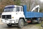 Se vende Grúa con camión basculante - mejor precio | unprecio.es