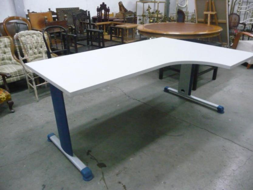 mesa de despacho con ala de trabajo mejor precio