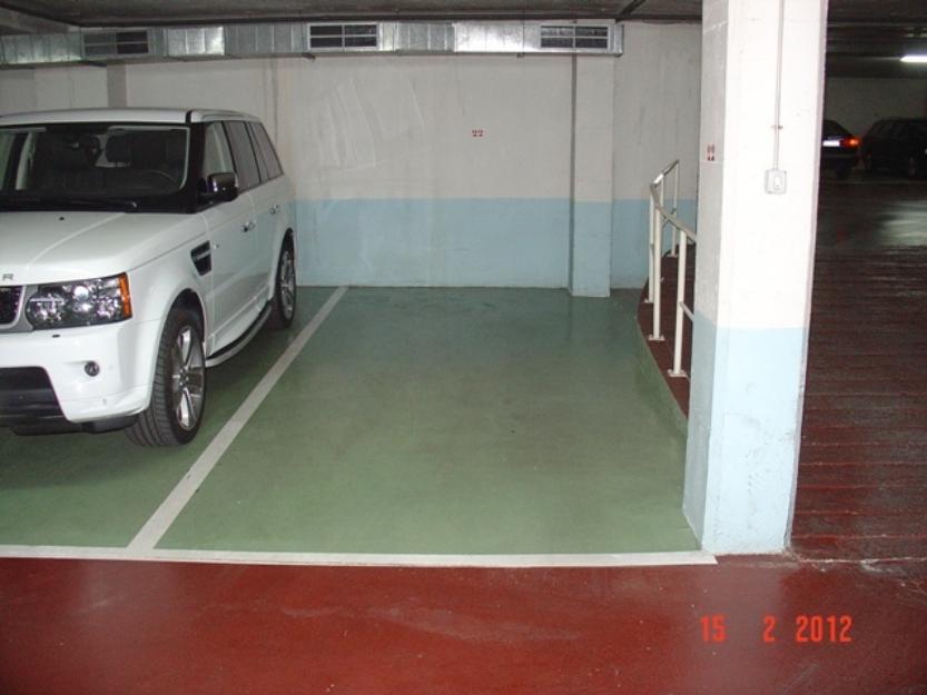Plaza de aparcamiento en venta o alquiler 1415244 mejor for Alquiler de aparcamiento