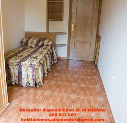 Habitaci n de uso individual en piso compartido 1380298 for Compartir piso alcobendas