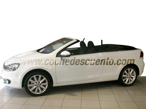 volkswagen golf cabrio 2 0 tdi cr dpf bmt 140cv 6vel mod. Black Bedroom Furniture Sets. Home Design Ideas