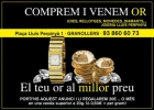 Compramos y Vendemos Oro - mejor precio | unprecio.es