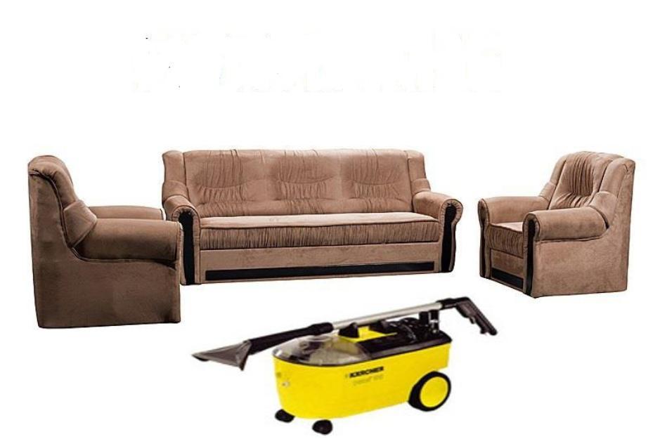 Limpieza de tapicer as muebles y alfombras mejor precio for Limpieza de muebles