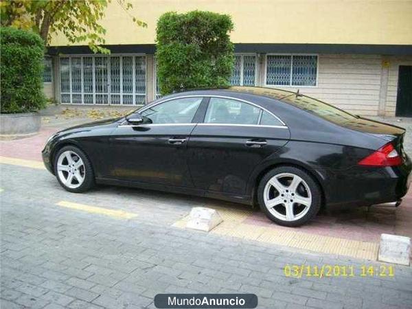 Mercedes benz clase cls cls 500 865703 mejor precio for Mercedes benz cls 500 precio