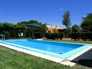 parcela 2500m2 casa piscina