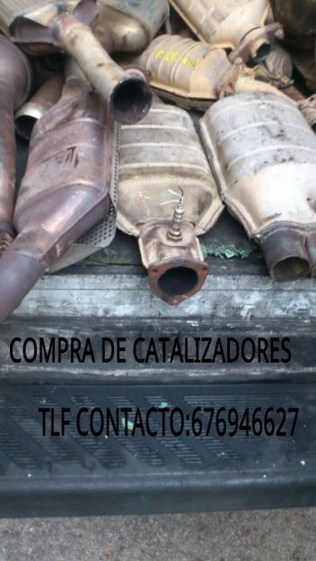 Compra catalizadores usados rotos en mal estado madrid - Compra muebles usados madrid ...