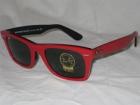 Ray-ban Modelo Wayfarer 2140 Roja y Negra. OFERTA - mejor precio | unprecio.es