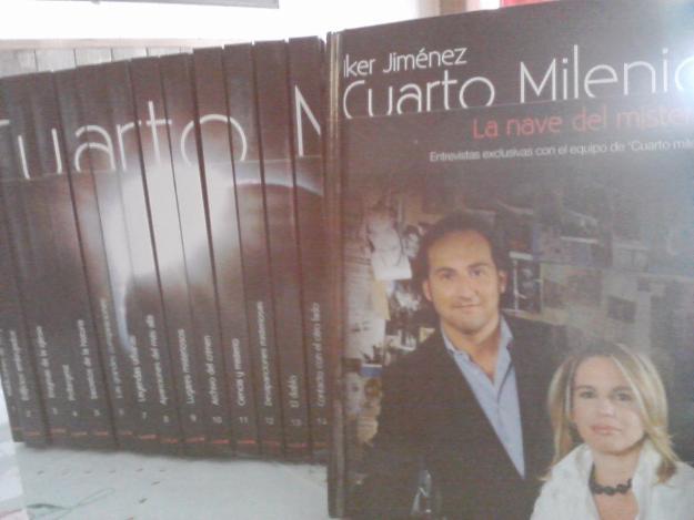 COLECCION CUARTO MILENIO - mejor precio | unprecio.es