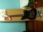 Guitarra Fender Blacktop Jazzmaste - mejor precio   unprecio.es