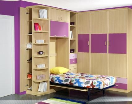 Muebles parchis mueble cama en vertical mueble cama en for Muebles parchis