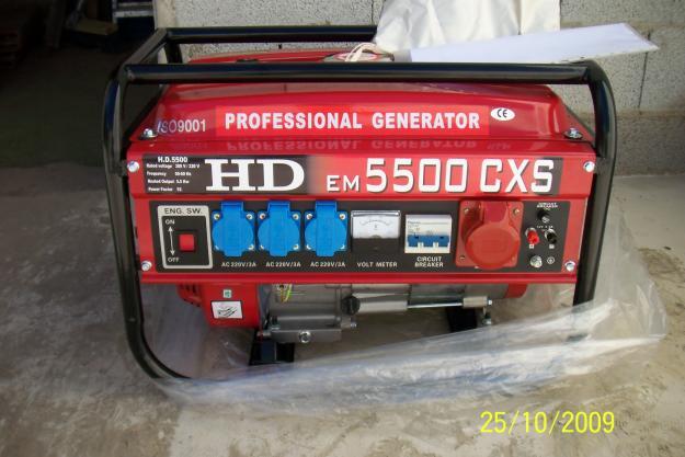 Generador electrico 638960 mejor precio - Generador electrico precios ...