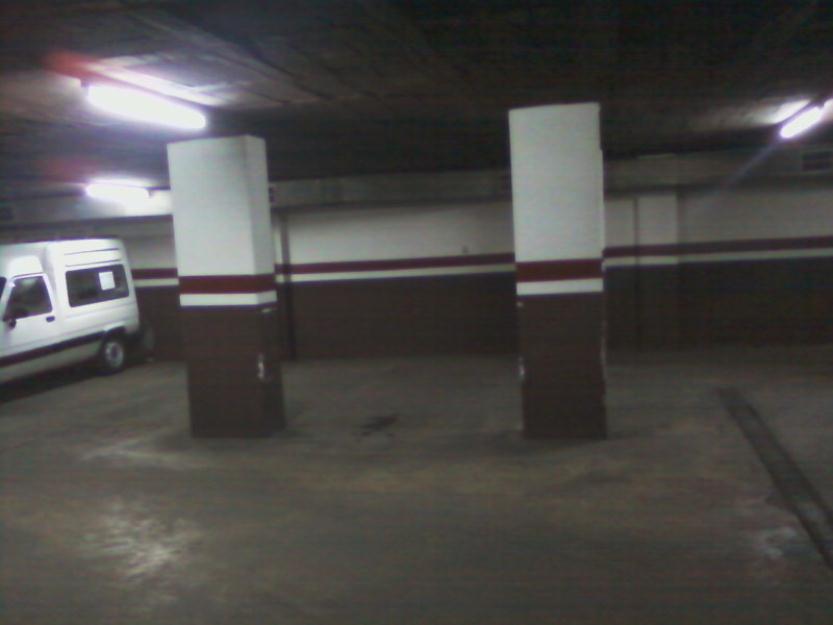 Venta plaza de parking