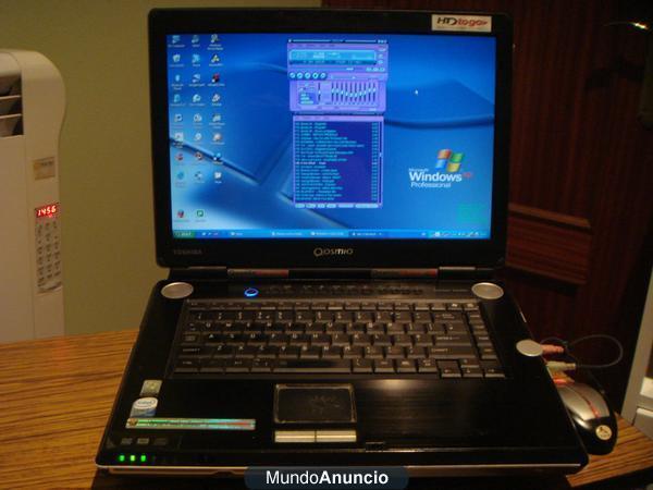 Vendo portatil Toshiba - Qosmio F30-140