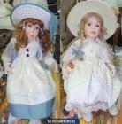 vendo muñecas porcelana grandes - mejor precio | unprecio.es