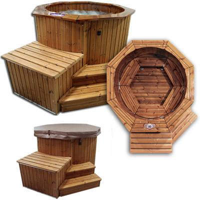 Vendo ofur jacuzzi de madera nordica 253849 mejor for Vendo jacuzzi