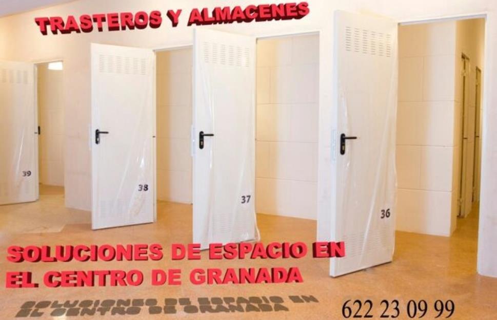 Alquiler de trasteros en el centro de granada mejor for Trasteros prefabricados precios