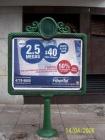 cartelones porteños y mojon de ruta - mejor precio | unprecio.es