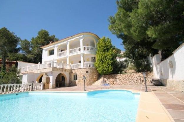 Chalet en venta en altea alicante costa blanca 1599674 - Venta de apartamentos en altea ...