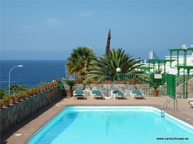 Apartamento en venta en barranco agualaperra los veleros en puerto rico gran canaria - Apartamento en gran canaria ...