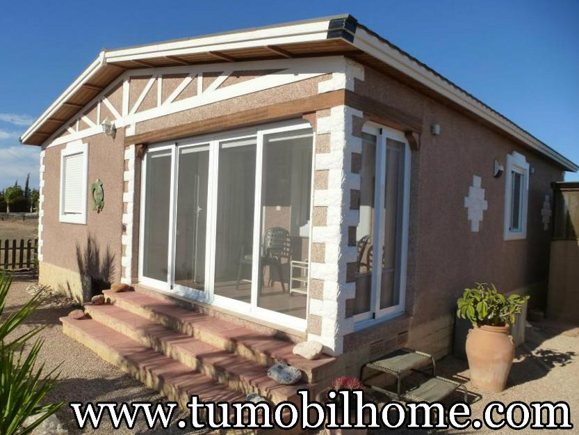 Casa prefabricada de piedra 80 m2 1412118 mejor precio - Casas de piedra prefabricadas ...