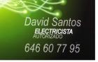 electricista en Fuenlabrada 646607795 - mejor precio   unprecio.es