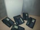 Centralita Telefónica Ericsson BP50 + 5 Teléfonos Oscuros - mejor precio | unprecio.es