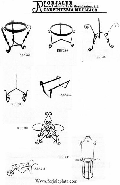 Herrería y artesanía en forja
