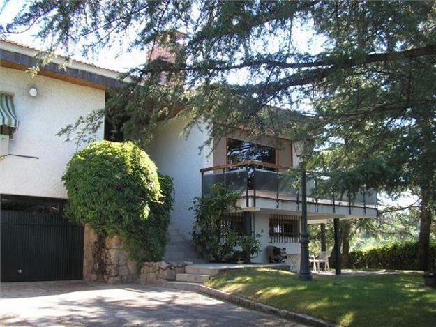 Casas En Torrelodones