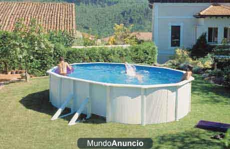 piscinas baratas desmontables de marca gre mejor precio