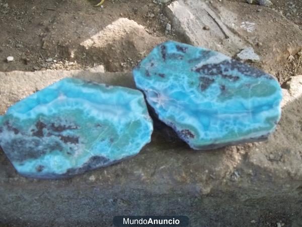 Vendo piedras preciosa larimar mejor precio for Piedra royal veta precio