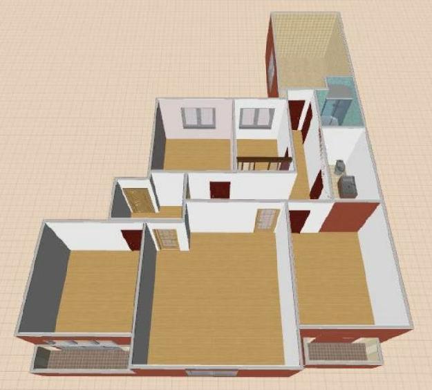 Piso en zamora 1432218 mejor precio for Segunda mano zamora pisos
