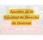Todos Apuntes Grado Derecho Campus Ourense en CD - mejor precio | unprecio.es