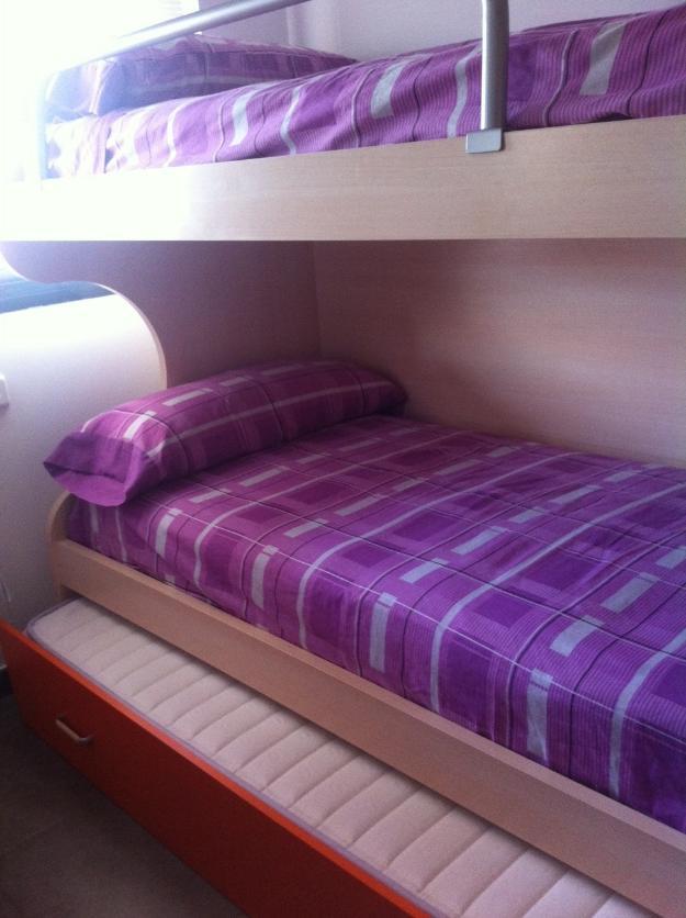 Litera de 3 camas mejor precio - Literas de 3 camas ...