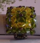 Vendo anillos hechos a mano con cristal de Swarovski - mejor precio | unprecio.es