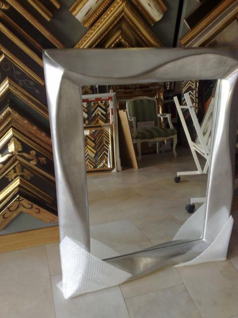 Espejos modernos mejor precio for Espejos largos modernos