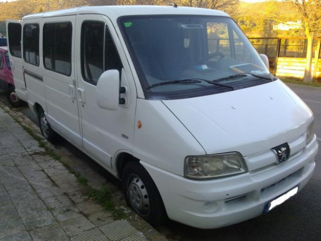 Vendo furgoneta peugeot boxer 2 0 hdi mejor precio for Vendo furgoneta camper
