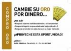 COMPRO ORO FUENLABRADA - mejor precio | unprecio.es